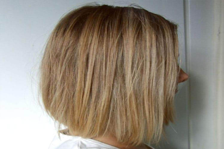 multilength bob haircut