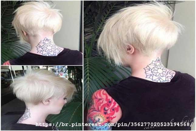 Baby Blonde Pixie