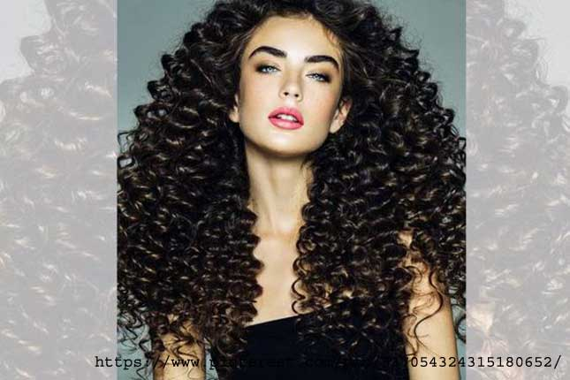 Hot Root Perm - types of hair perms