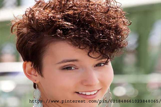 Mohawk Perms - types of hair perms