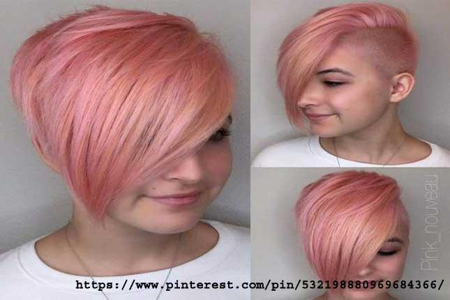 Peachy Pink Jewel