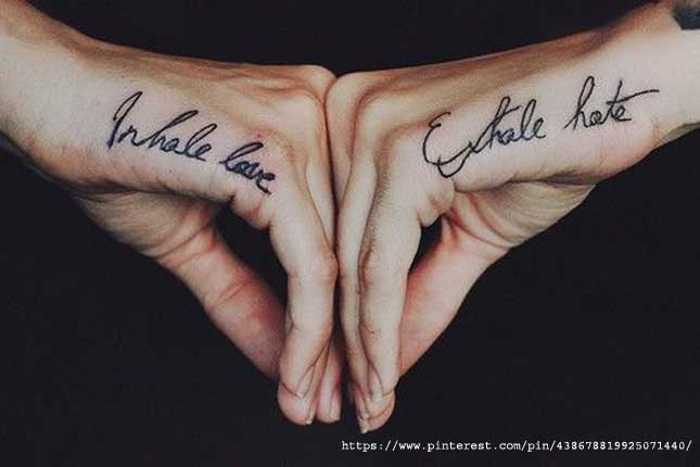 Sexy-couple tattoo