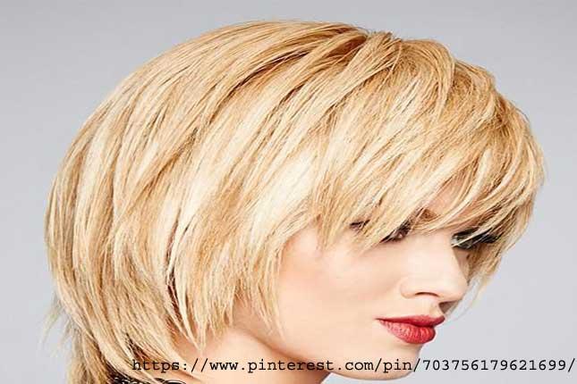 Shaggy Perm Hairdo - types of hair perms