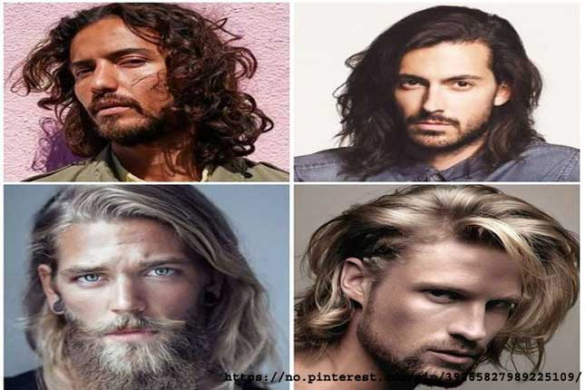 Bearded-Long-Hairstyle