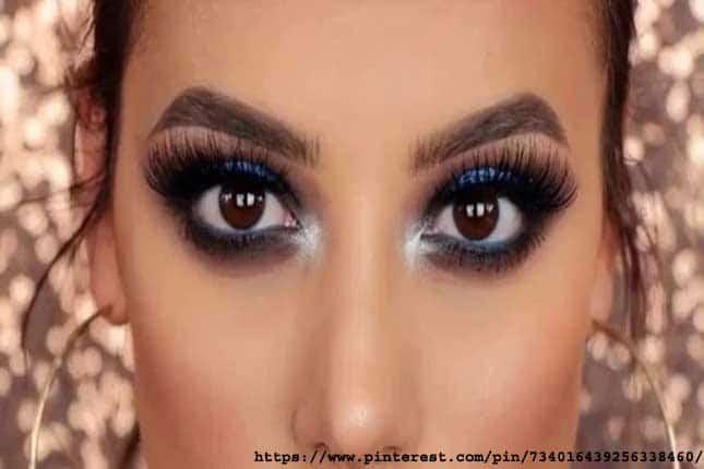 setting your eyes utilizing Makeup