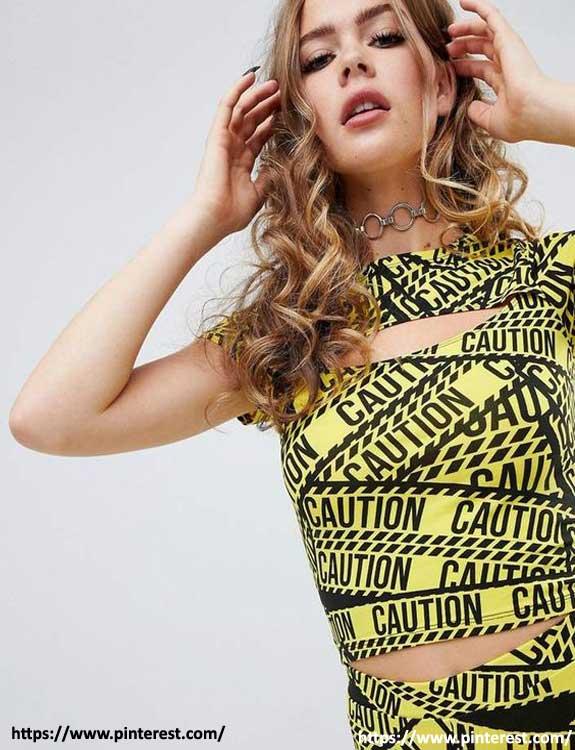Caution Tape - college halloween Costumes