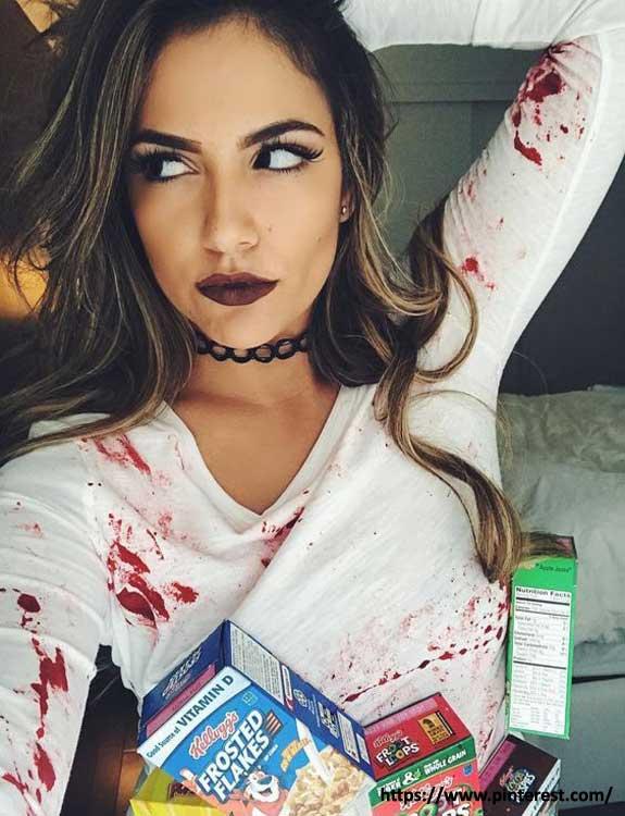 Cereal Killer - college halloween Costumes