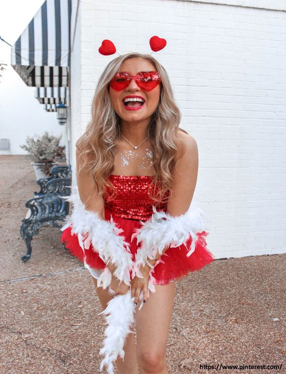Cupid - college halloween Costumes