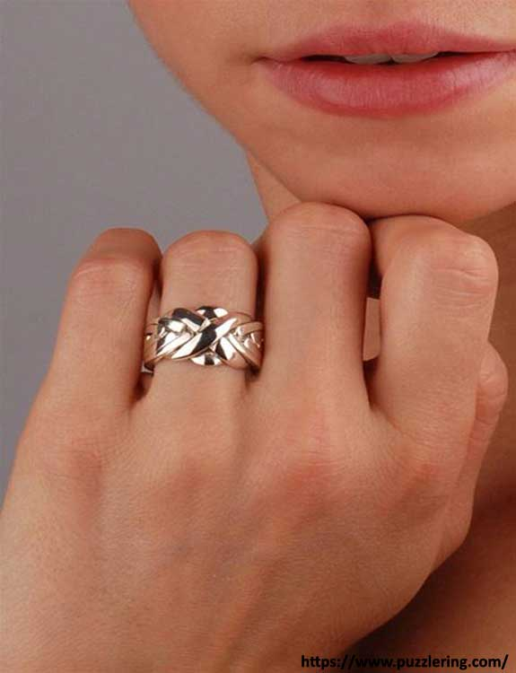Puzzle Ring types of rings