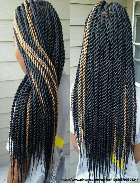 Rope-Braids