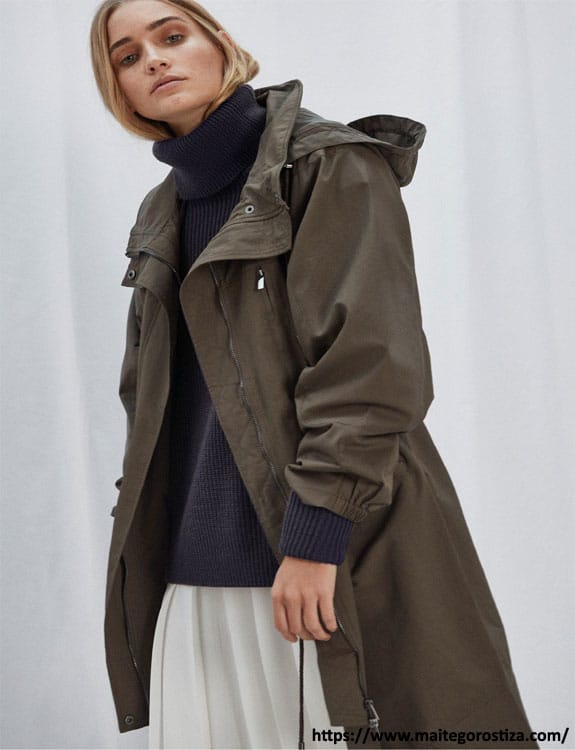 Anorak Coat- what-to-wear-in-50-degree-weather