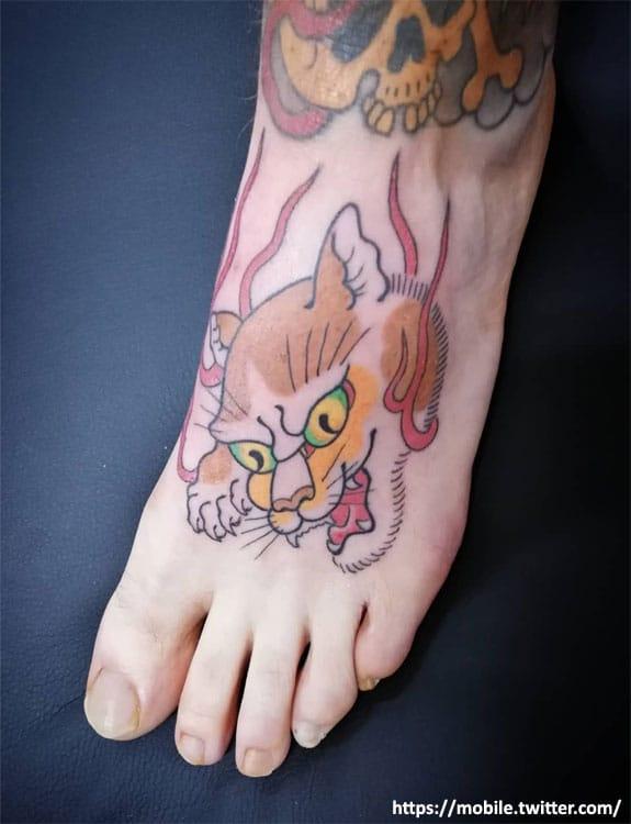 Bakeneko Tattoo