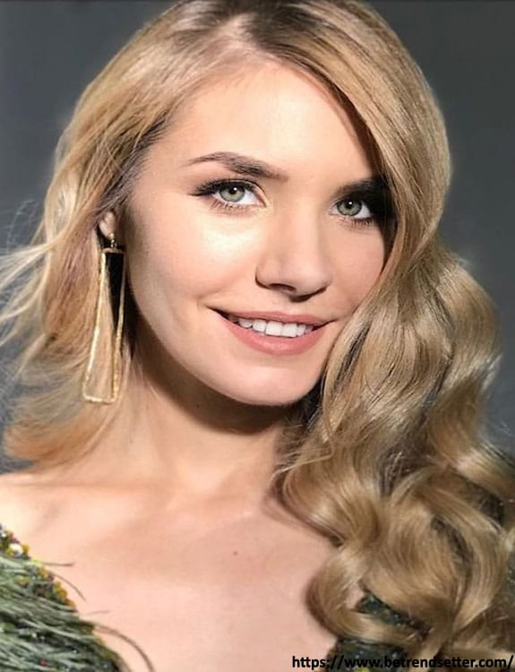 Blonde Ombre Hair Color For Green Eyes