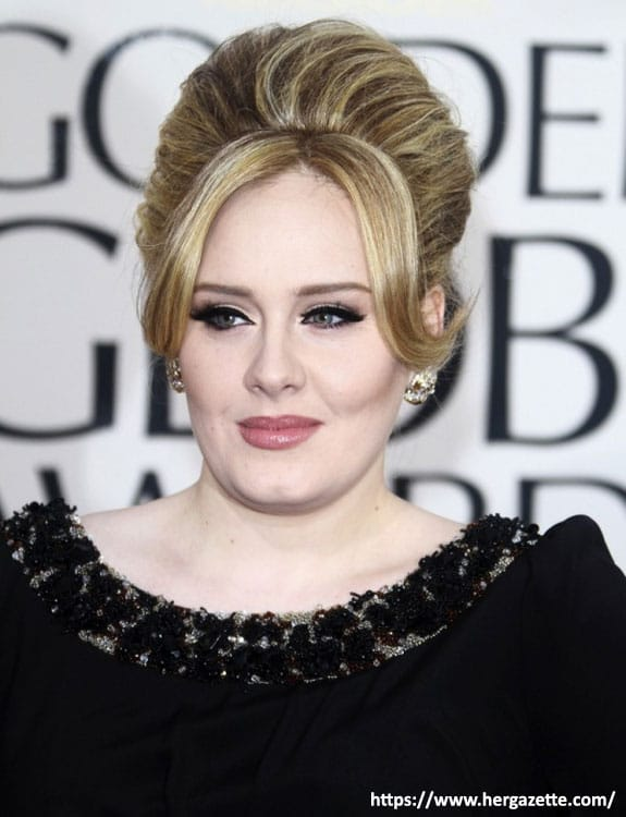 Bouffant Hairstyle hairstyles for plus size women