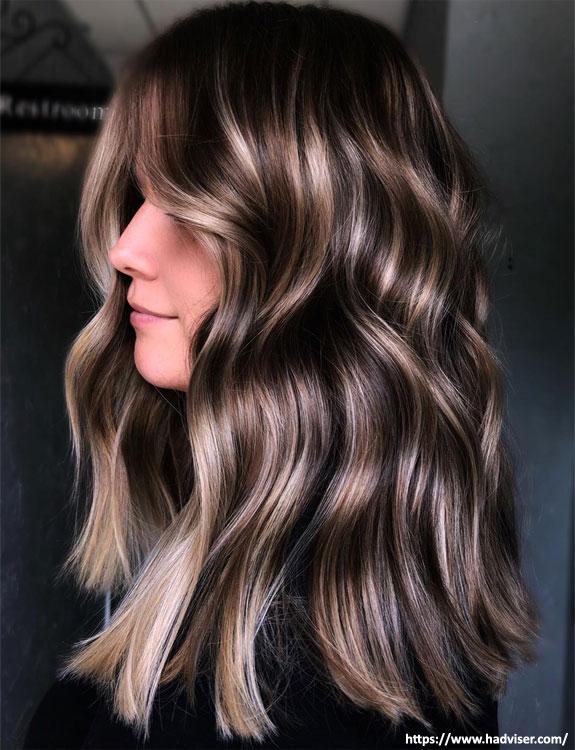 Caramel Highlights For Black Hair