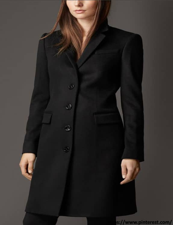 Chesterfield Coat- what-to-wear-in-50-degree-weather