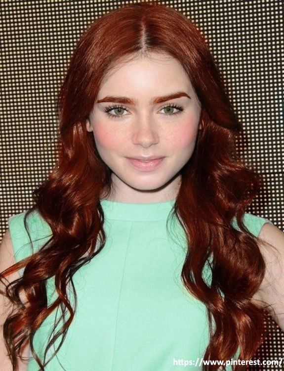 Chocolate Brown Hair Color- hair-color-for-green-eyes