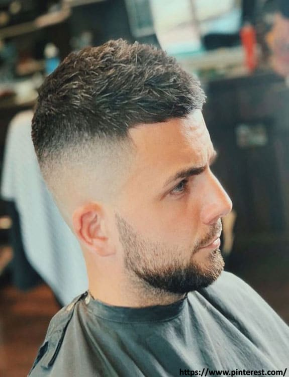 High Fade Haircut - Types of Fades