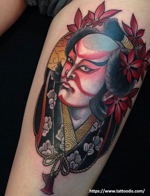 Kabuki Tattoo