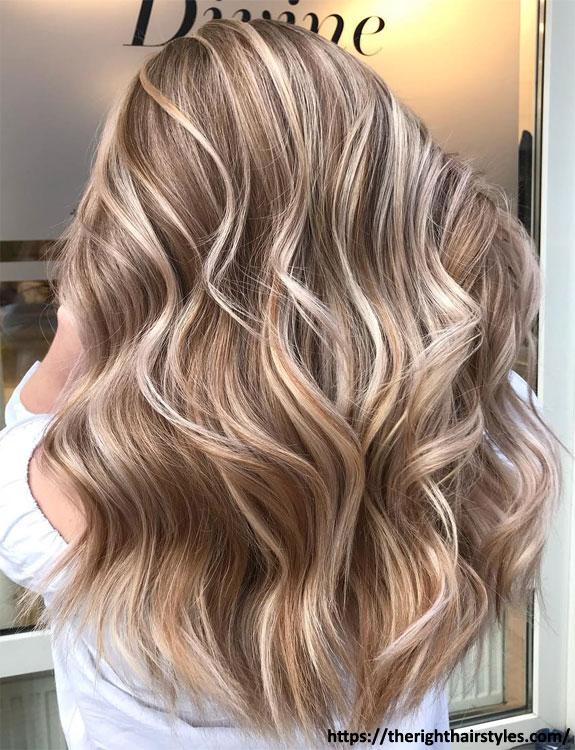Light-Brown highlights