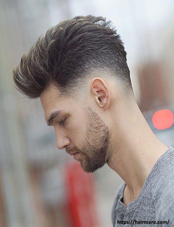 Low Fade Haircut- Types of Fades