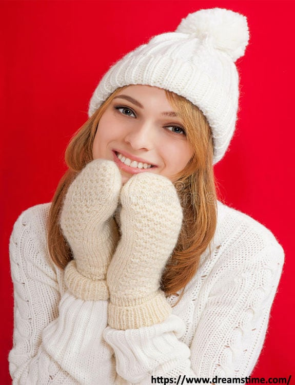 Mittens- what-to-wear-in-50-degree-weather