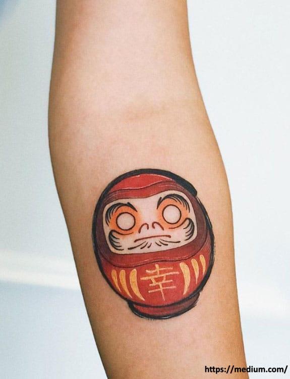 Momotaro Tattoo