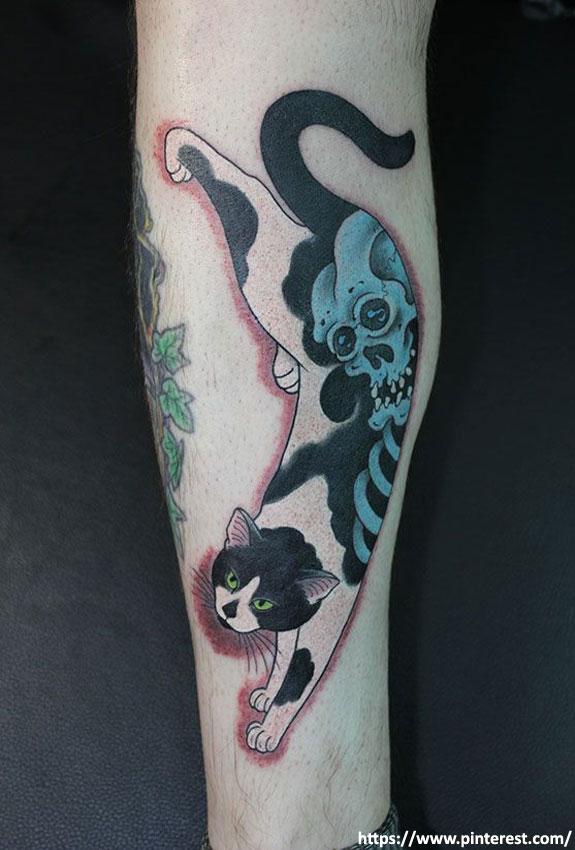 Monmon Tattoo