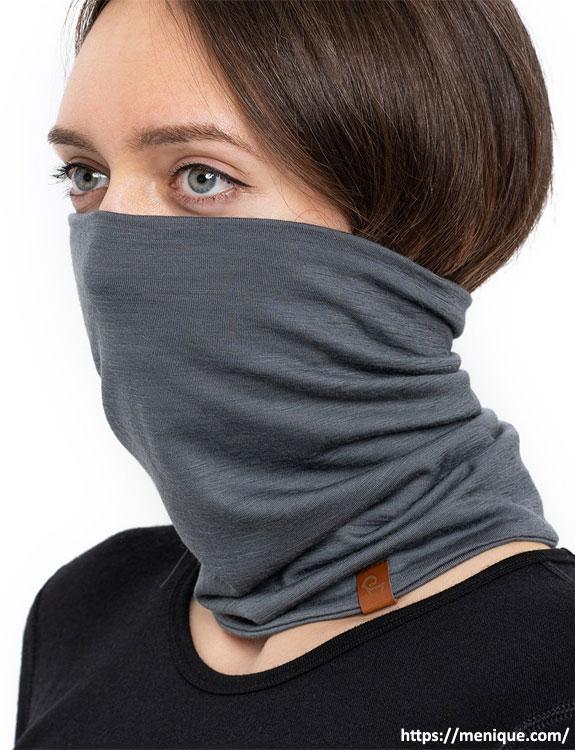 Neck Gaiter- what-to-wear-in-50-degree-weather