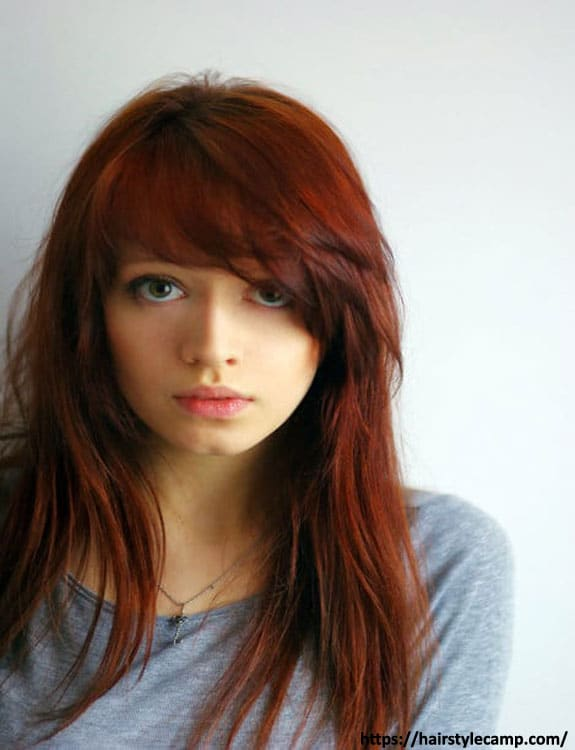 Russet Hair Color With Green eyes- hair-color-for-green-eyes