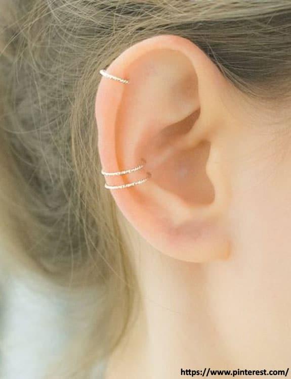 Top Ear Piercing - ear piercing types