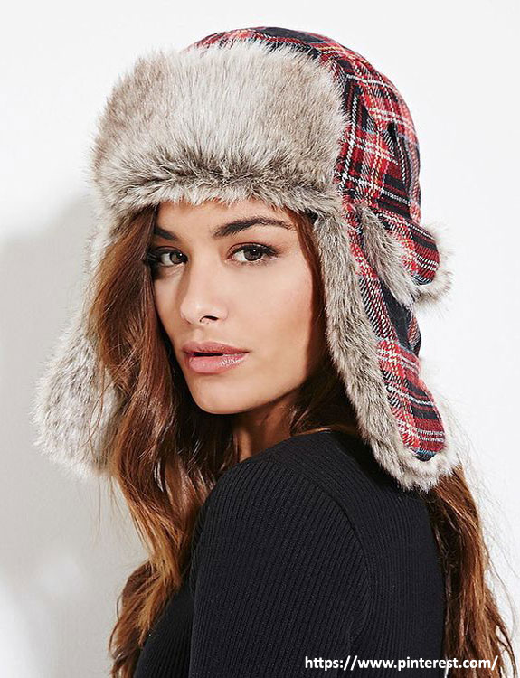 Trapper Hat-what-to-wear-in-50-degree-weather