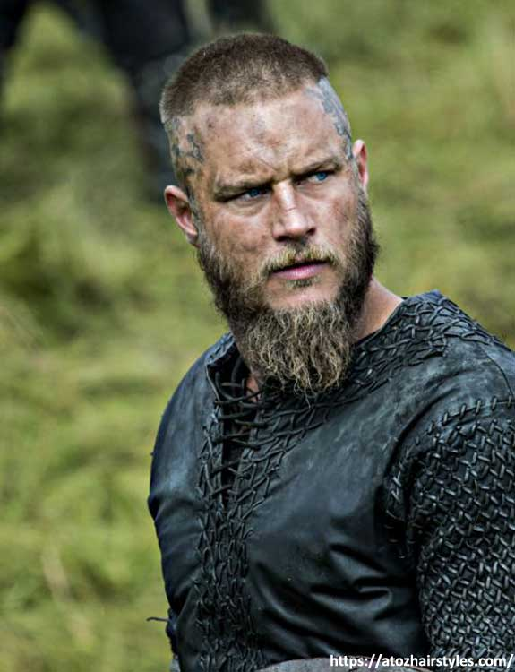 Viking Buzzcut With Beard