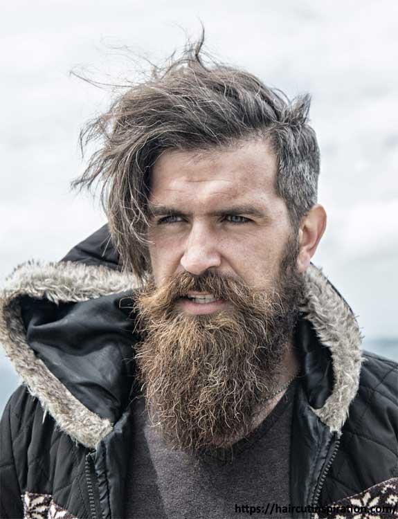 Viking Crew Cut Hairstyle