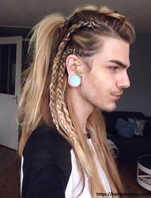 Viking Loose Braid