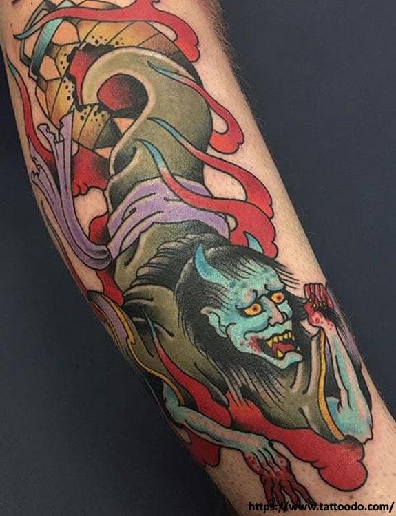 Yurei Tattoo